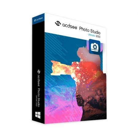 ACDSee Photo Studio Ultimate 2020 - subscriptie anuala