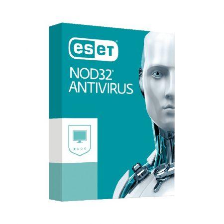 ESET NOD32 Antivirus 2 Ani 3 PC Reinnoire - licenta electronica