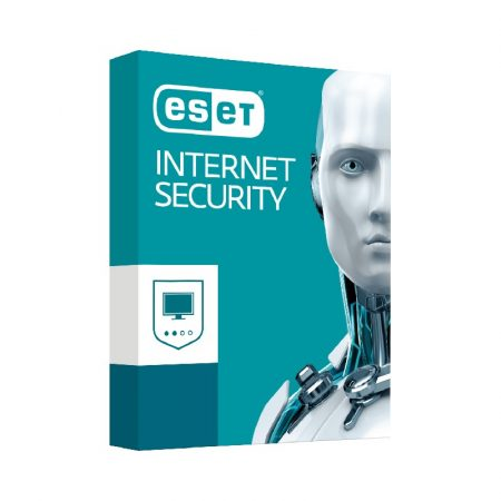 ESET Internet Security 3 Ani 4 PC - licenta electronica