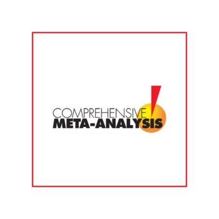 Comprehensive Meta-Analysis Lite Academic - subscriptie 2 ani