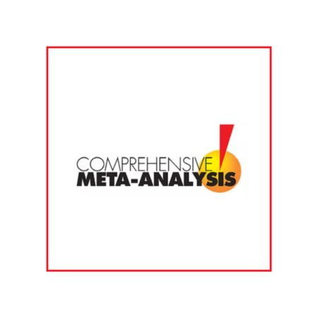 Comprehensive Meta-Analysis Professional Academic - subscriptie 2 ani