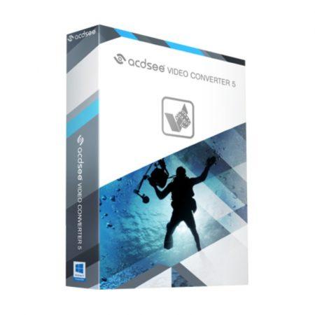 ACDSee Video Convertor 5 - licenta electronica permanenta