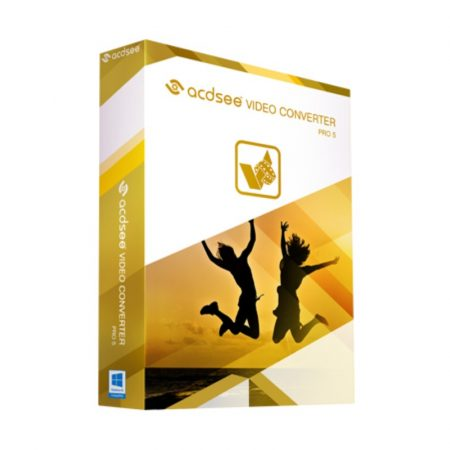 ACDSee Video Convertor Pro 5 - licenta electronica permanenta