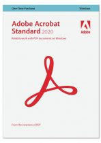 Adobe Acrobat Standard 2017 Windows IE Upgrade - licenta permanenta