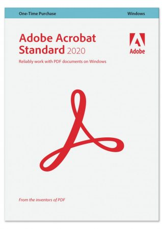 Adobe Acrobat Standard DC for teams Windows - subscriptie anuala