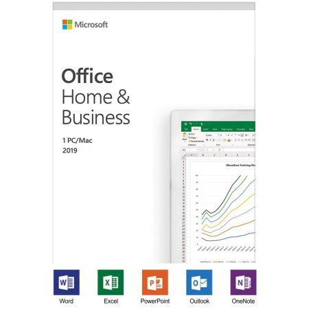 Microsoft Office Home and Business 2019 - licenta electronica