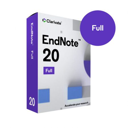 EndNote X9 Full - licenta electronica