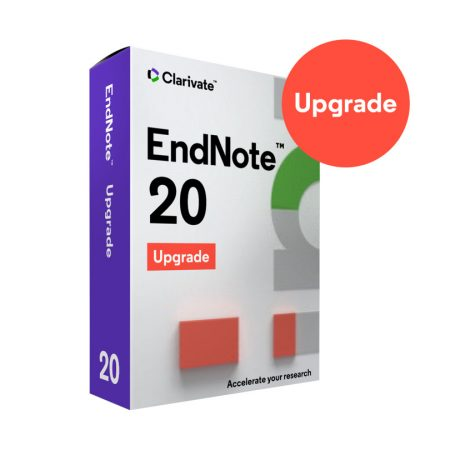EndNote 20 Upgrade - licenta electronica