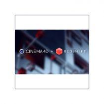 Cinema 4D R23 + Redshift - pachet subscriptii anuale