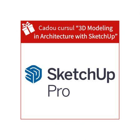 SketchUp Pro 2021 - subscriptie anuala