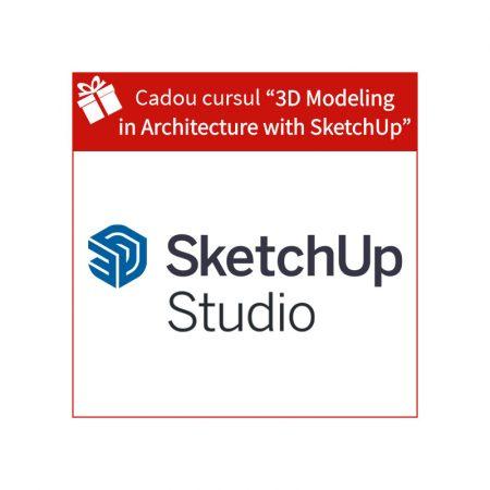 SketchUp Studio 2020 - subscriptie anuala