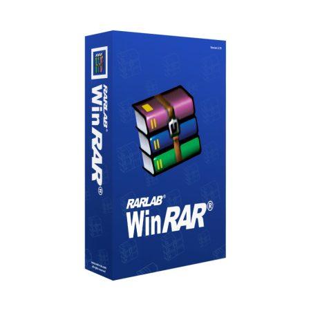 WinRAR - licenta electronica 10 utilizatori