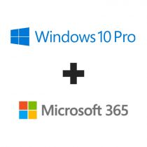 Pachet Microsoft Win 10 Pro + M365 Apps for Business